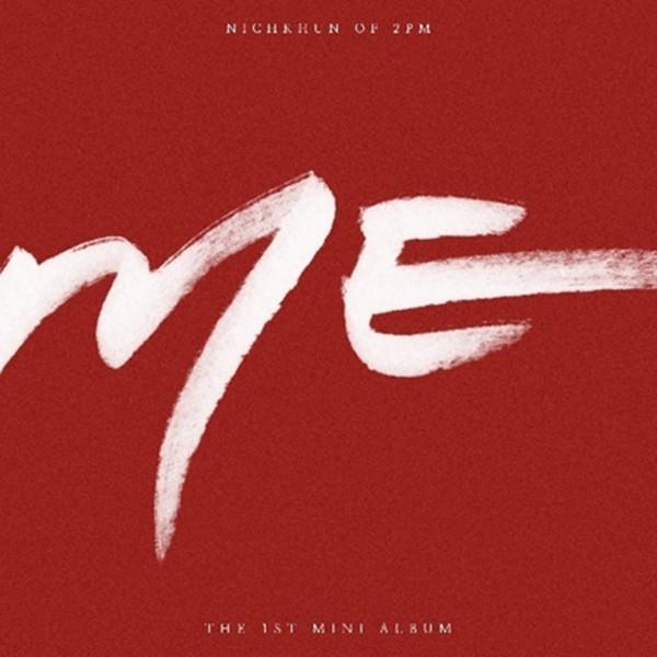 Nichkhun Mini Album Vol  1 - Me