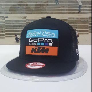 Troy Lee Design KTM Go Pro Adidas Team Trucker Cap b70ccd01d9b