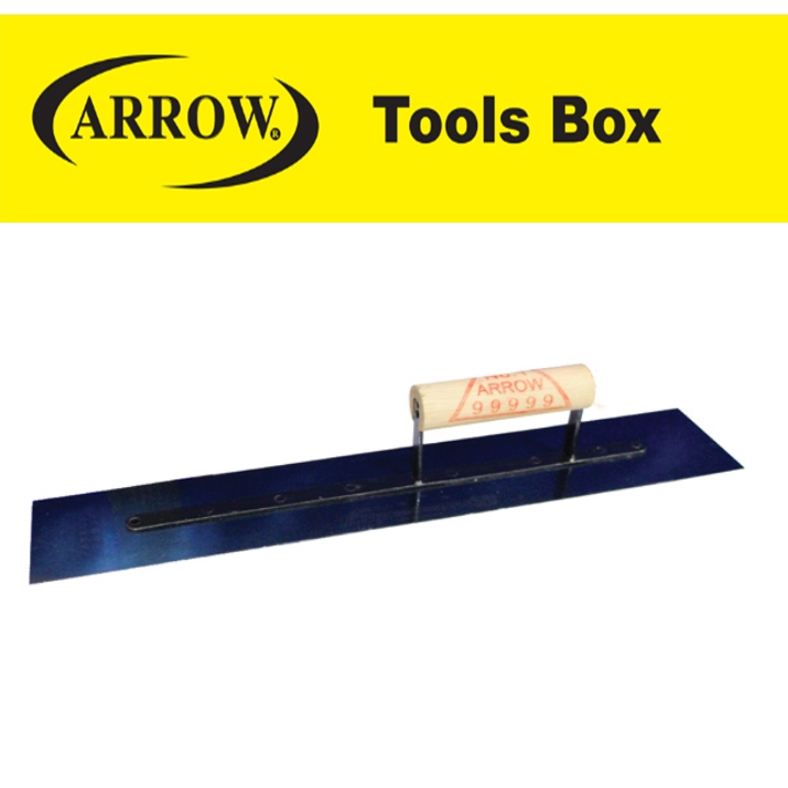 ARROW AT312 PLASTERING TROWEL BLUE COLOR EASY USE SAFETY GOOD QUALITY