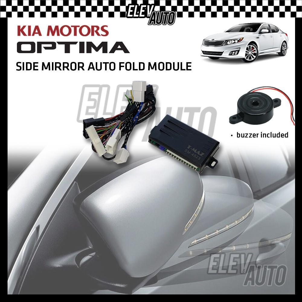 Side Mirror Auto Fold with Buzzer Module Kia Optima K5