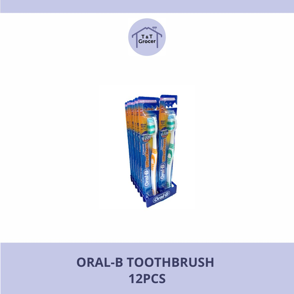 Oral-B Toothbrush (12pcs)