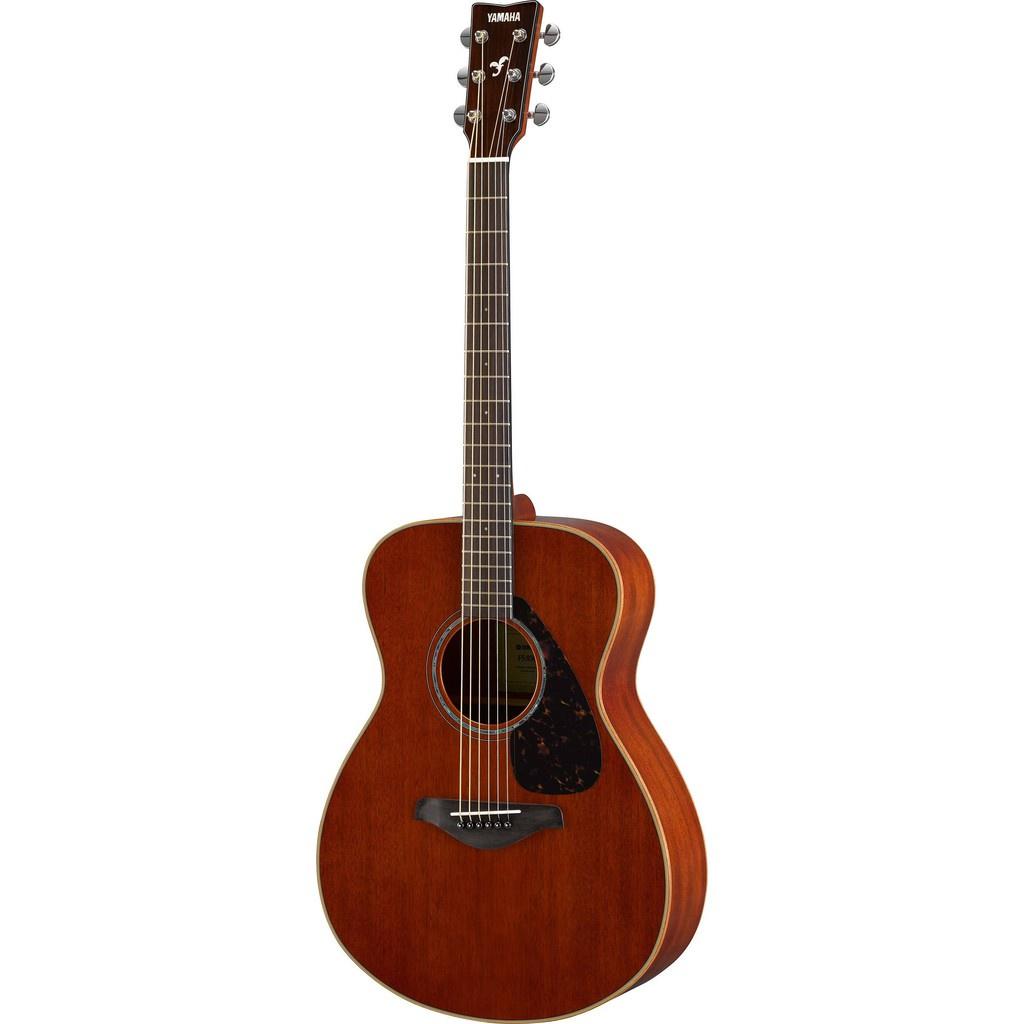 Yamaha FS850 40'' Concert Solid Mahogany Acoustic Guitar Natural (FS 850)