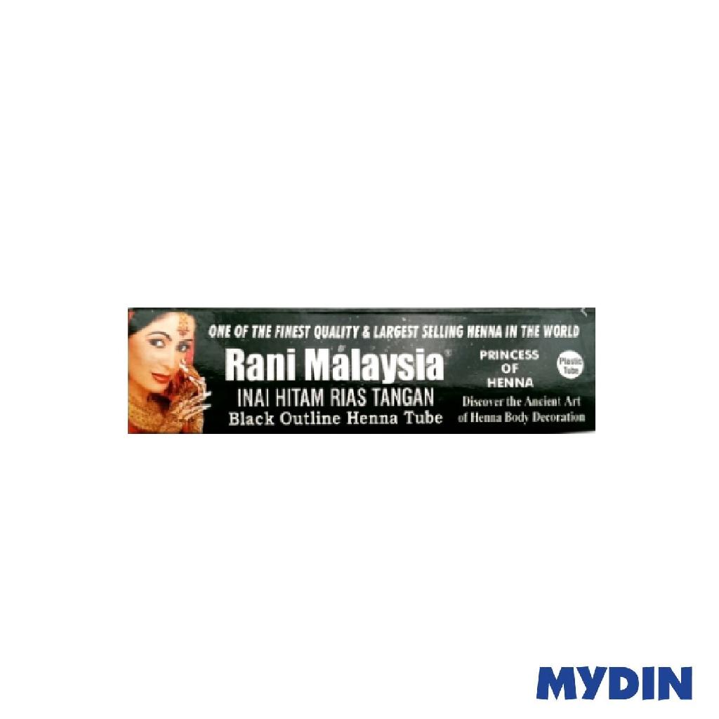 Rani Malaysia Mehndi Paste Black (32g)