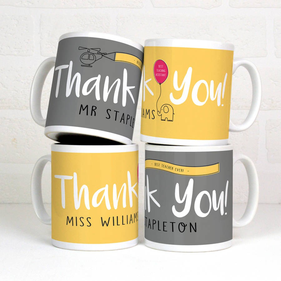 Personalize Gift Cup
