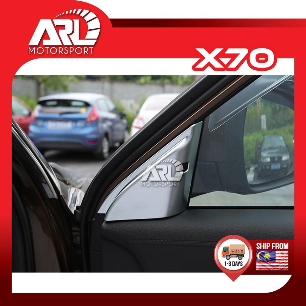 Proton X70 (2018-2020) Front Pillar Tweeter Cover Silver Car Auto Acccessories ARL Motorsport