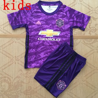 timeless design fee7a 9d116 Top Quality Manchester United goalkeeper kids Soccer ...