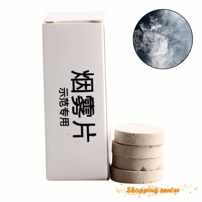☺SC White Combustion Smoke Cake White Smoke Effect Bomb Photography Aids