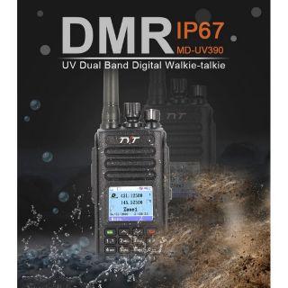 Original TYT MD-390 IP67 Waterproof Dual Band DMR Digital