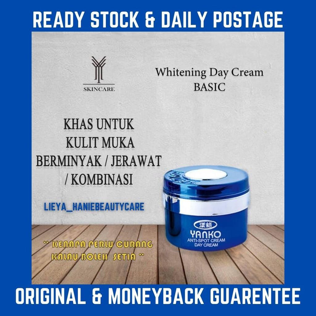 Day Basic Yanko Skincare 100% Original - READY STOCK