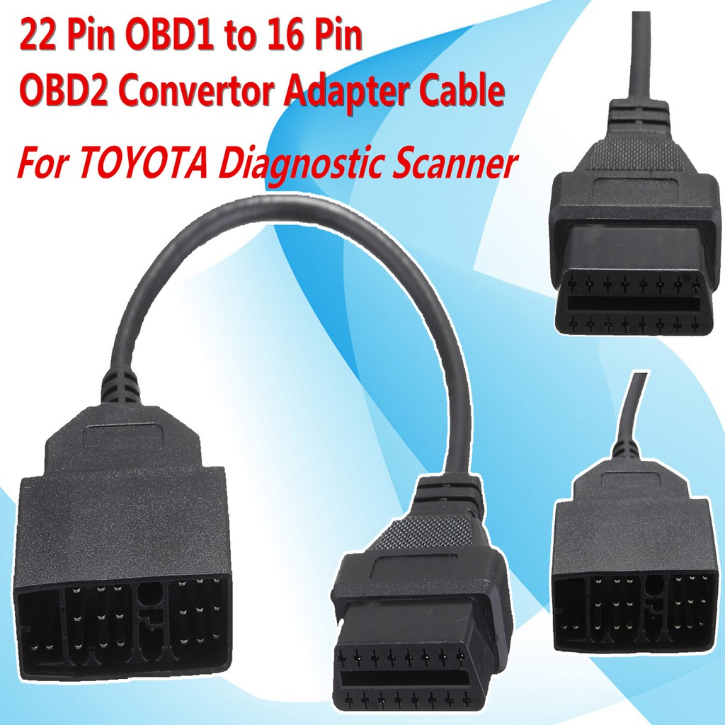 Car Electronics Accessories Cables, Adapters & Sockets 20cm Outstanding Features Independent Car 16 Pin Female Obd2 Diagnostic Tool Connector Adapter Cable Universal 16-pin Female Obd Ii Diagnostic Adapter Cable