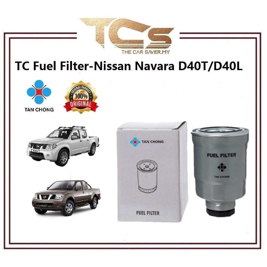 TC Fuel Filter-Nissan Navara D40T/D40L