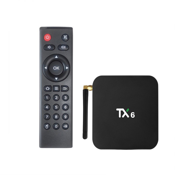 MALAYSIA : ALAT KAWALAN JAUH TX6 remote TX3 remote 24keys IR Remote Control for TX6 TX3 mini TV Box Replace