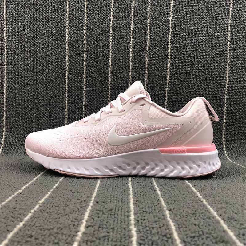 detailed look 9e0e9 847ef 2018 Original NIKE EPIC 2 REACT FLYKNIT Women running shoes sneakers Pink  best quality ready stock