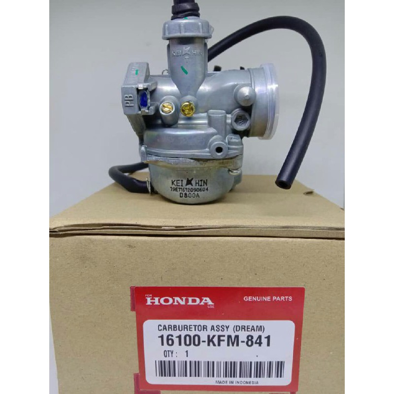 Honda EX5 Dream Original Carburetor 100% Original Keihin /C70/Gbo/Ex5 Dream
