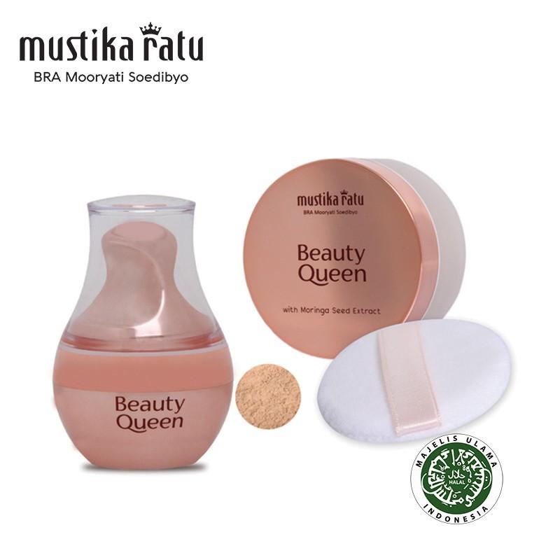 Mustika Ratu Beauty Queen Finishing Set