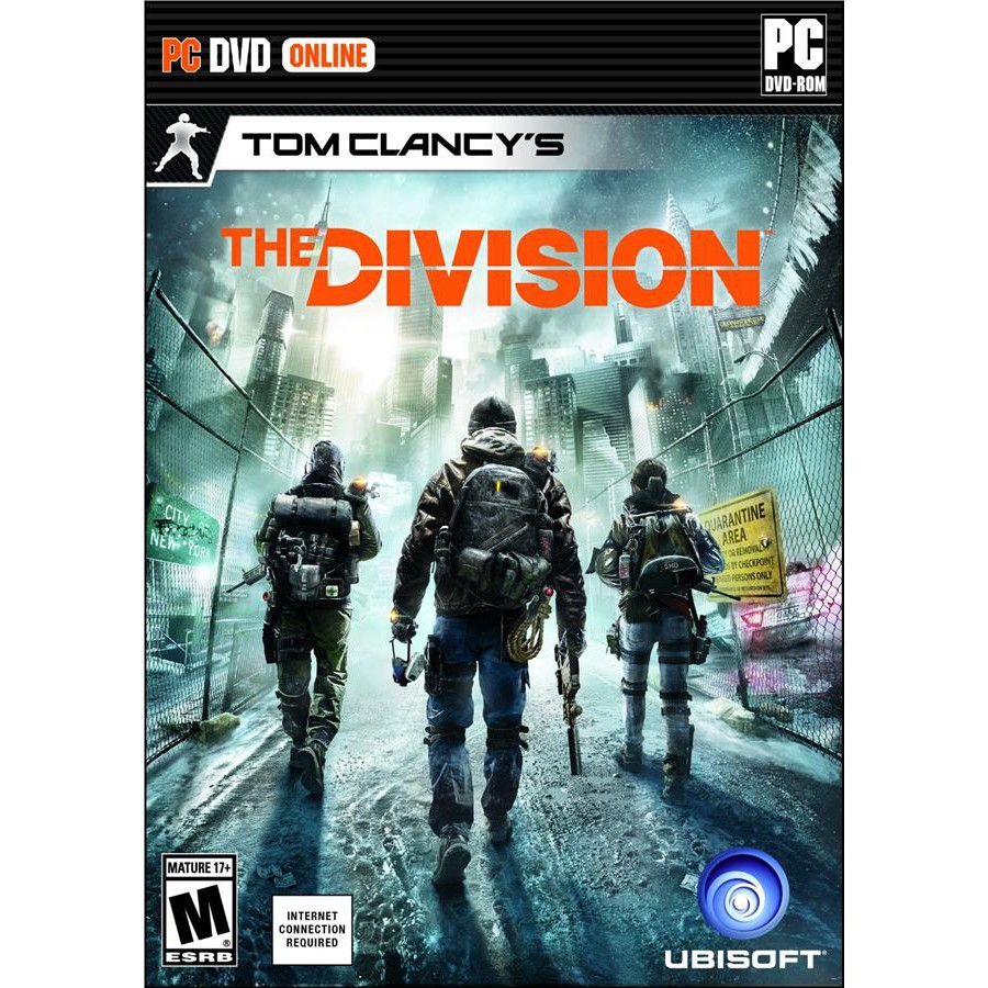 Tom Clancy\'s The Division - PC