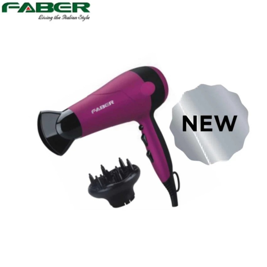 FABER ITALY FHD VIOLA 2200 HAIR DRYER
