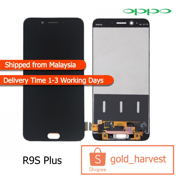 Oppo R9S Plus Lcd Display Touch Screen Digitizer