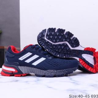a17c094fcd1f Adidas Aerobounce ST M 2018 Men and women's shoes Marathon 4-generation  Alpha Joint-name Jakamian Shoes rea and black | Shopee Malaysia