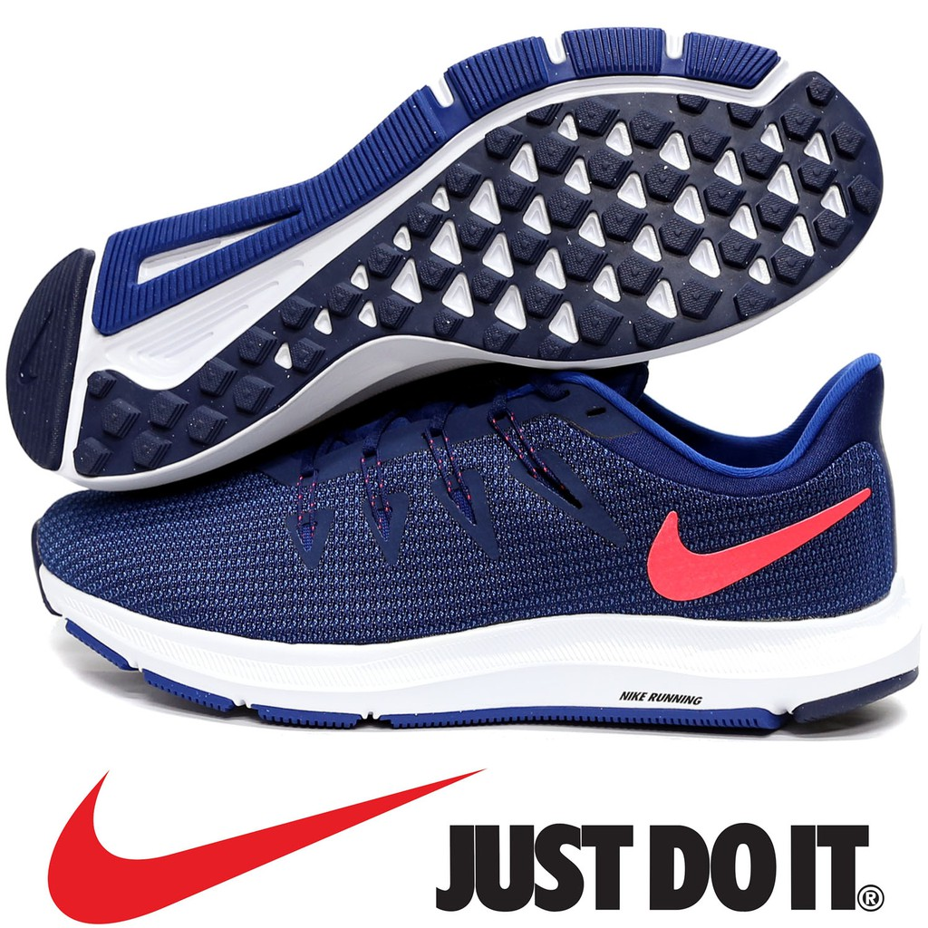ballena Reanimar afijo  Shoes King Nike Aa7403 - 403 Blue X White Quest Running Shoes | Shopee  Malaysia