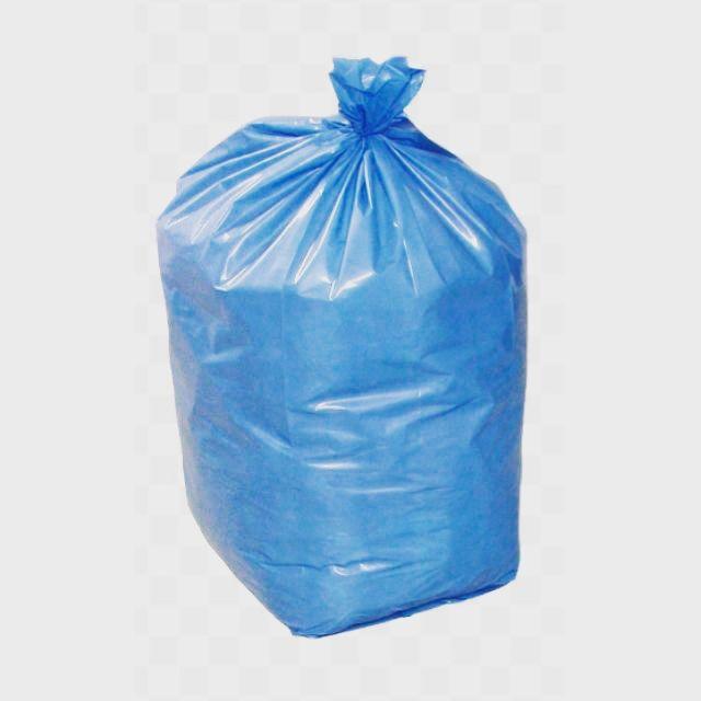 Maxonic 30pcs Blue Garbage Bag (18x 21 Inch)