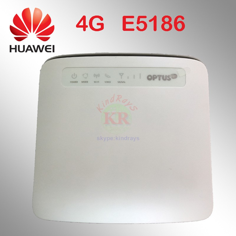 Huawei E5186 Cat6 300Mbps LTE 4g 3g wifi router 4g lte wireless cpe  E5186s-61a