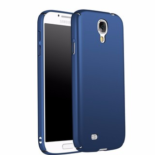 sale retailer 87463 8a7a7 Samsung Galaxy S4 S5 360 Protection Slim Matte Hard Plastic Back Cover Case