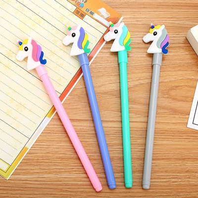 a026c5f95 ProductImage. ProductImage. 1 Piece Unicorn 0.5mm Gel Pen School Office  Supplies Cute Stationery
