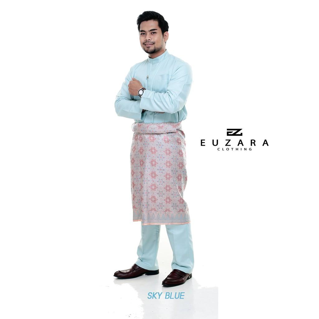 df586681a5d Muslim Men Baju Melayu Tops Cotton (PLUS SIZE MEN) (6XL to 10XL ...