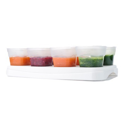 Easy: Breastmilk & Baby Food Storage Cups - 2oz