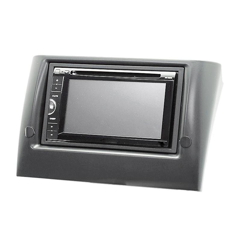 Car Stereo Radio Fascia Dash Panel 2 Din Frame For FIAT Stilo 2001-2007