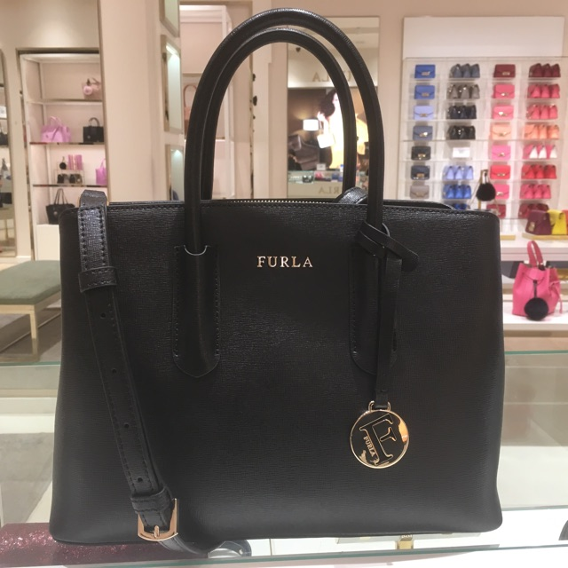 low cost sale online official supplier ORIGINAL} Furla Tessa S Tote | Shopee Malaysia