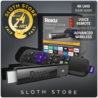 Roku Streaming Stick with voice remote GENUINE | Shopee Malaysia