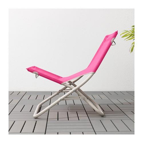 Ikea Håmö Beach Chair Pink