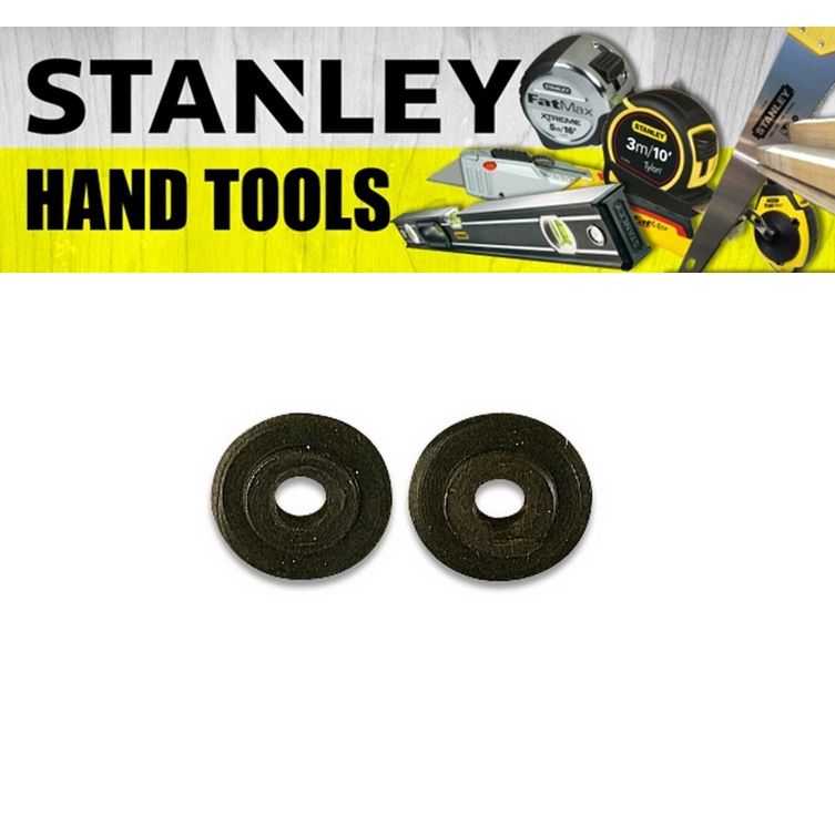 STANLEY REPLACEMENT CUTTING WHEEL 2 PIECES TOOL TUBING CUTTER