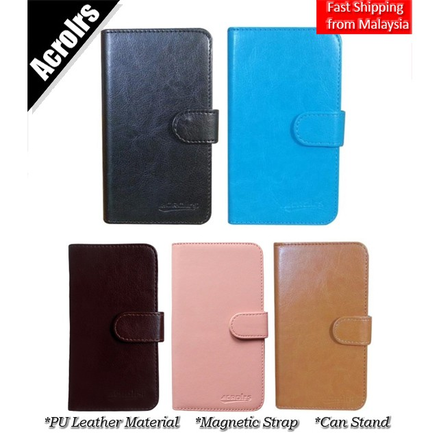 ACROLRS Wiko Sunny 3 Mini Case Flip Cover Casing