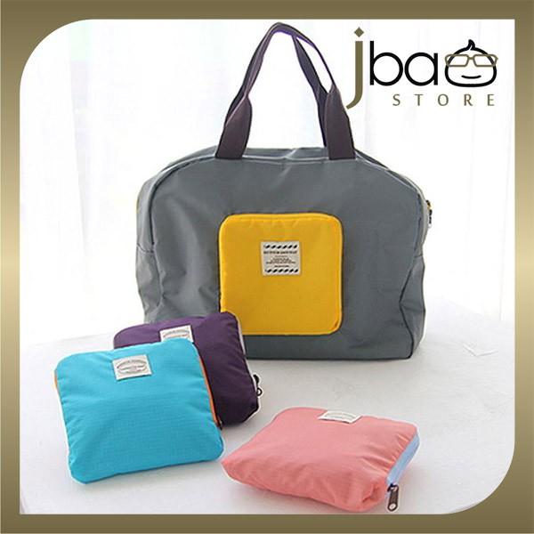 Foldable Travel Luggage Bag Multipurpose Shopping Storage Organizer