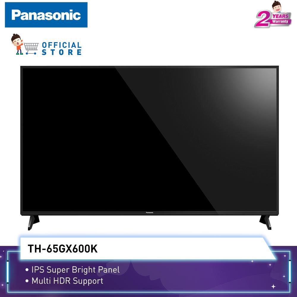 "Panasonic [NEW] 65"" GX600 4K UHD HDR Smart TV TH-65GX600K"