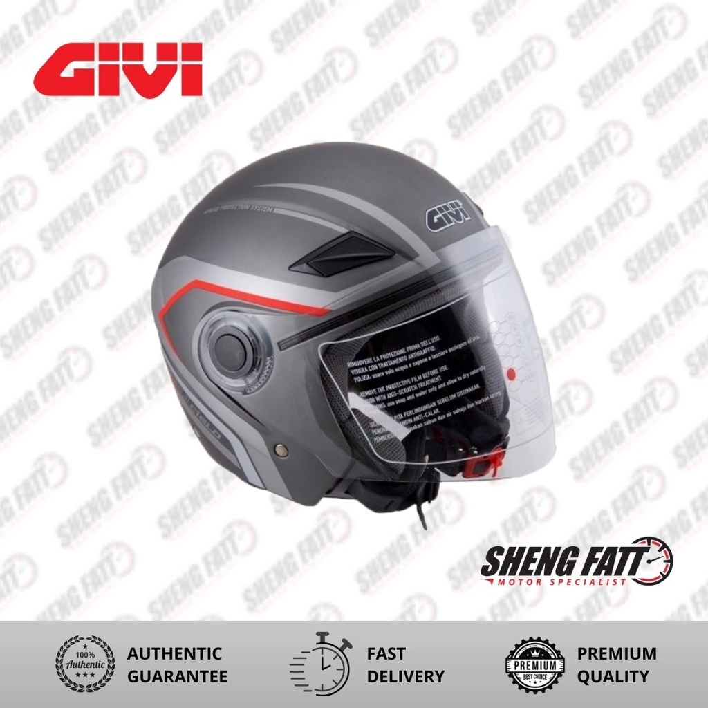 GIVI M30.1 Cielo Graphite Grey XL Size