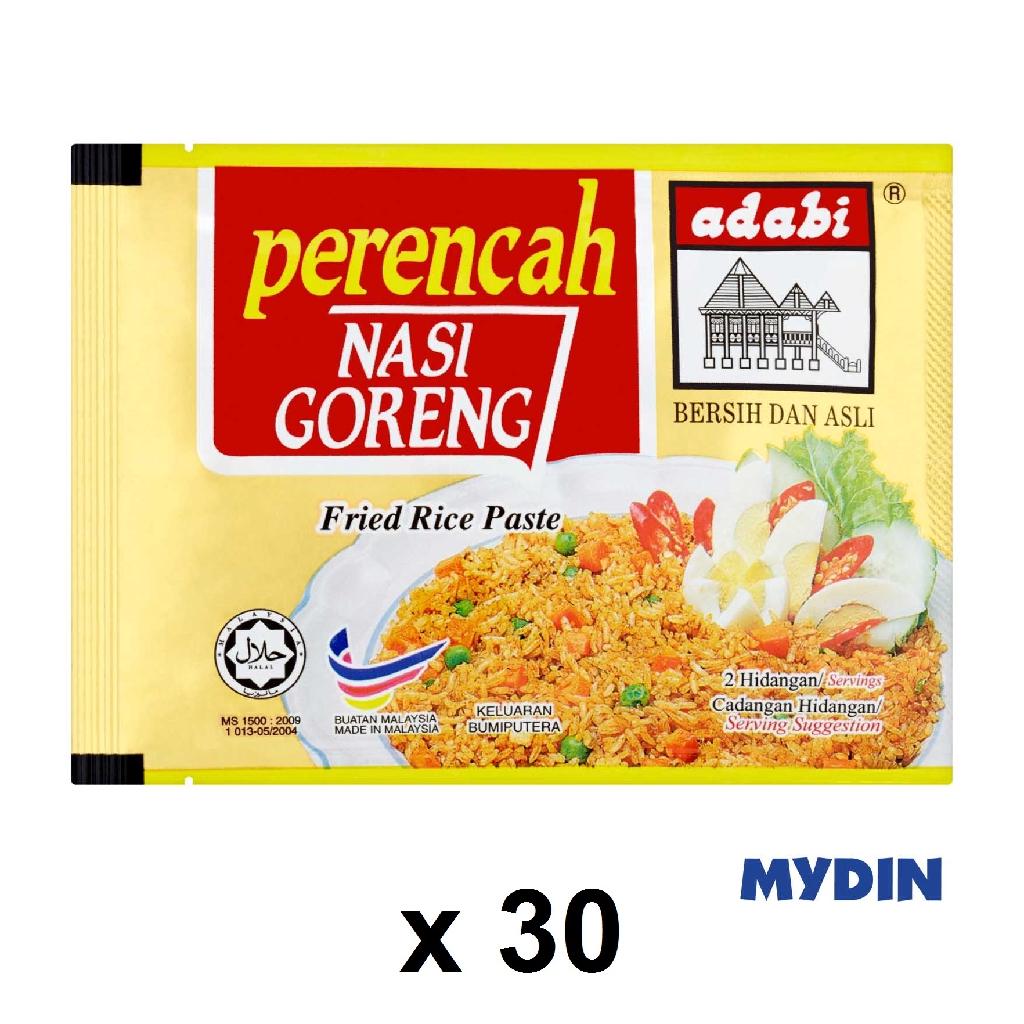 Adabi Fried Rice Paste (30g x 30)