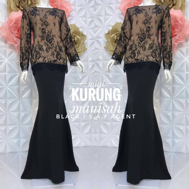 NEW Mini Kurung Manisah