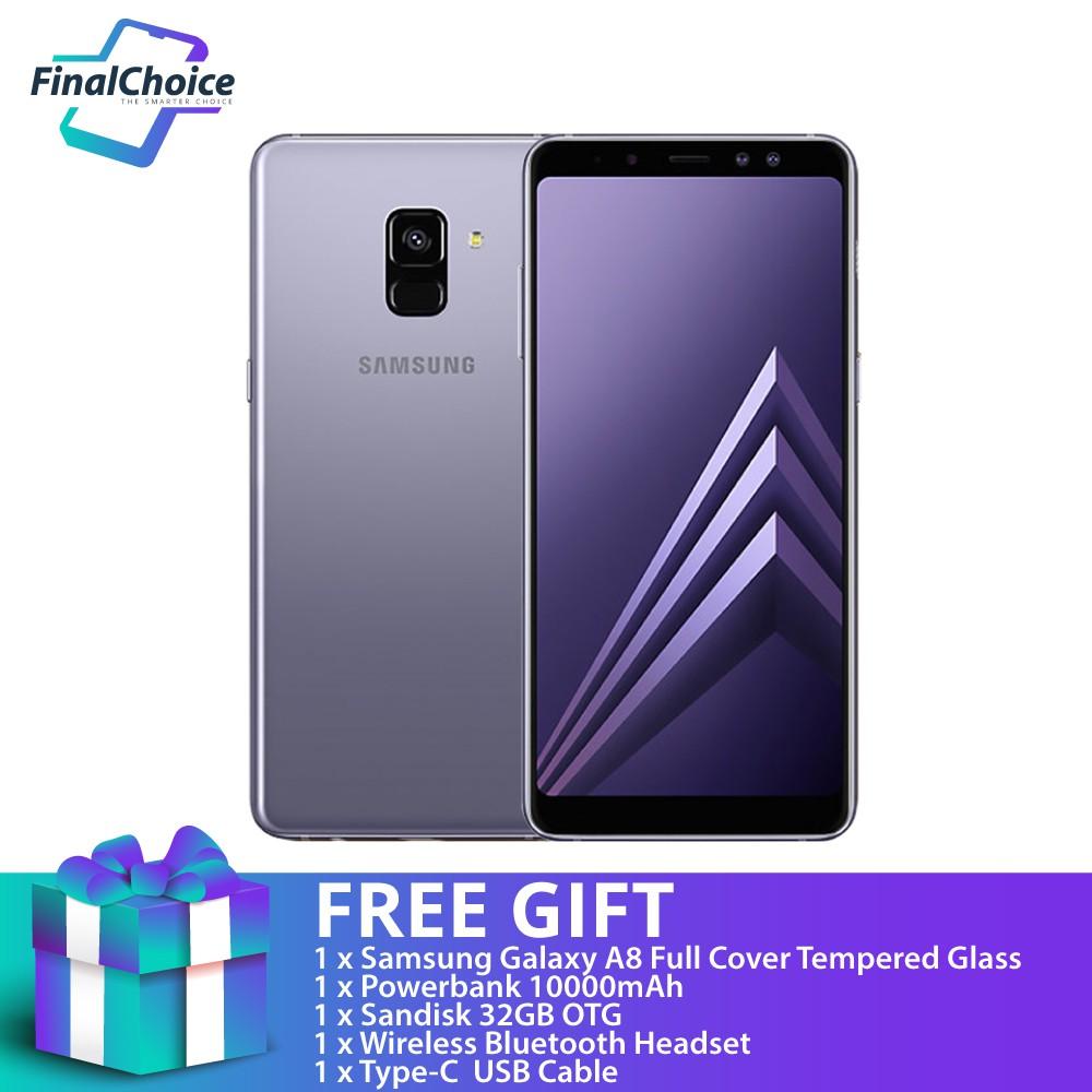 Free Gift Samsung Galaxy J4 Plus J415f 2gb 32gb Original
