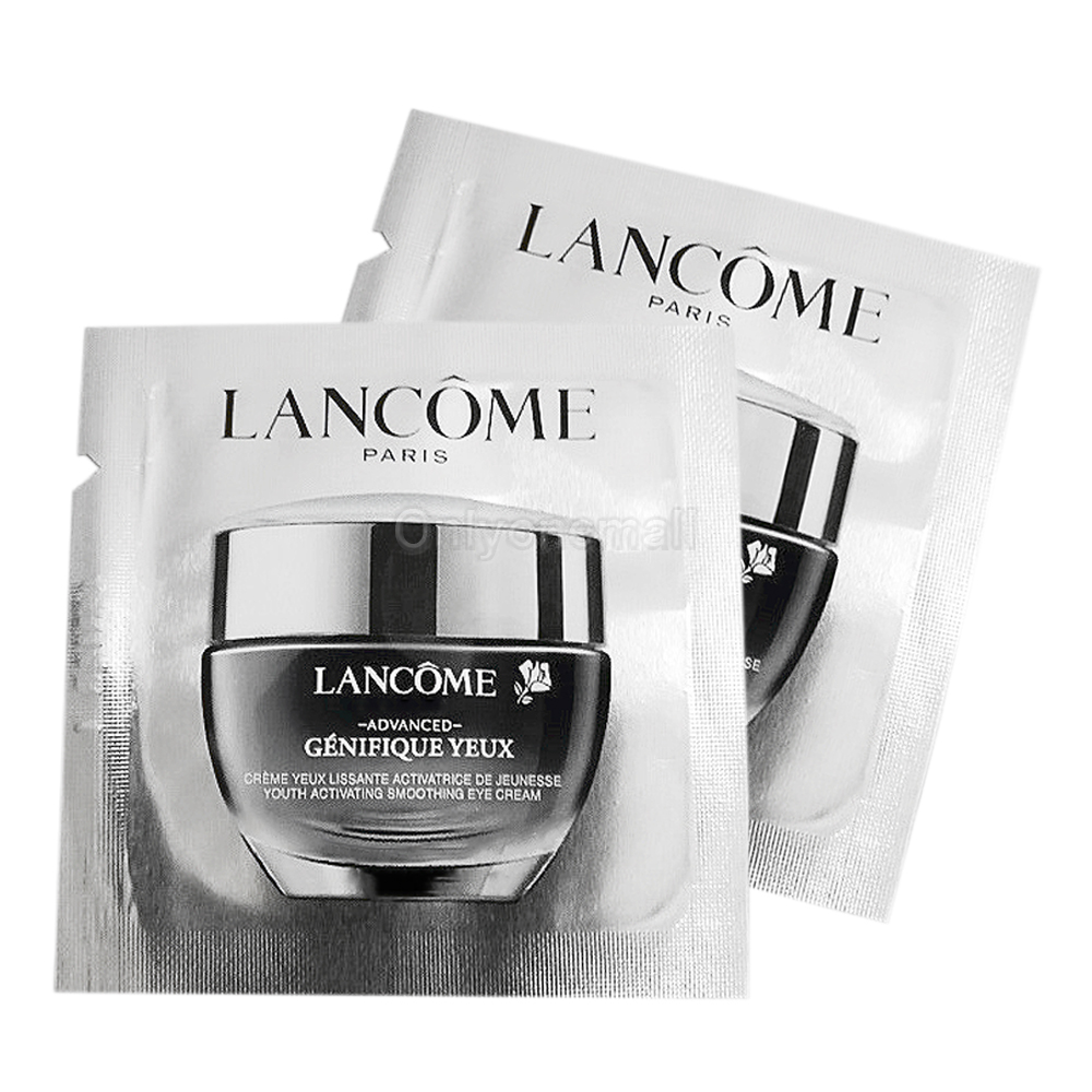 Lancome Advanced Genifique Yeux Youth Activating Smoothing Eye Cream 1ml x 2