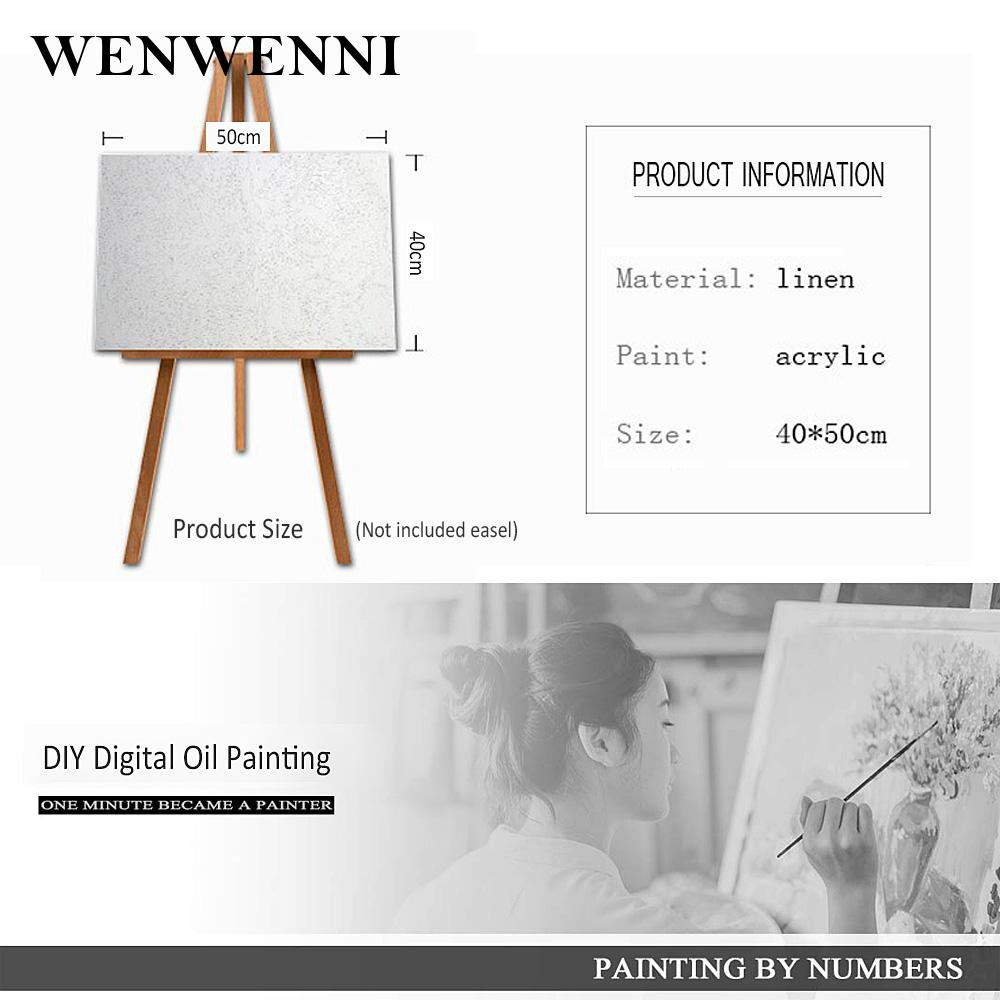 universel Diy Canvas Oil Painting for Kids DIY Oil Paint by Number Kits Mermaid Adults Beginner with Brushes and Acrylic Pigment 16*20 inches Frameless