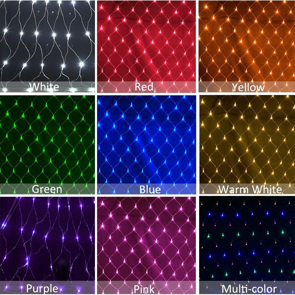Fairy Lights Led Net Light Outdoor
