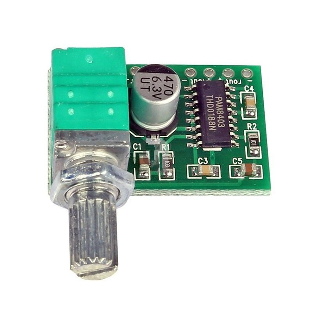 Board Audio Amplifier 2 Channel Volume Control Usb Power Switch Buy Circuit Boardaudio Potentionmeter Shopee Malaysia
