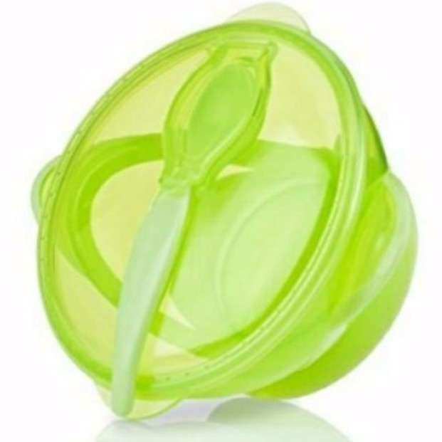 NB5441 Nuby Easy Go Suction Bowl with Spoon