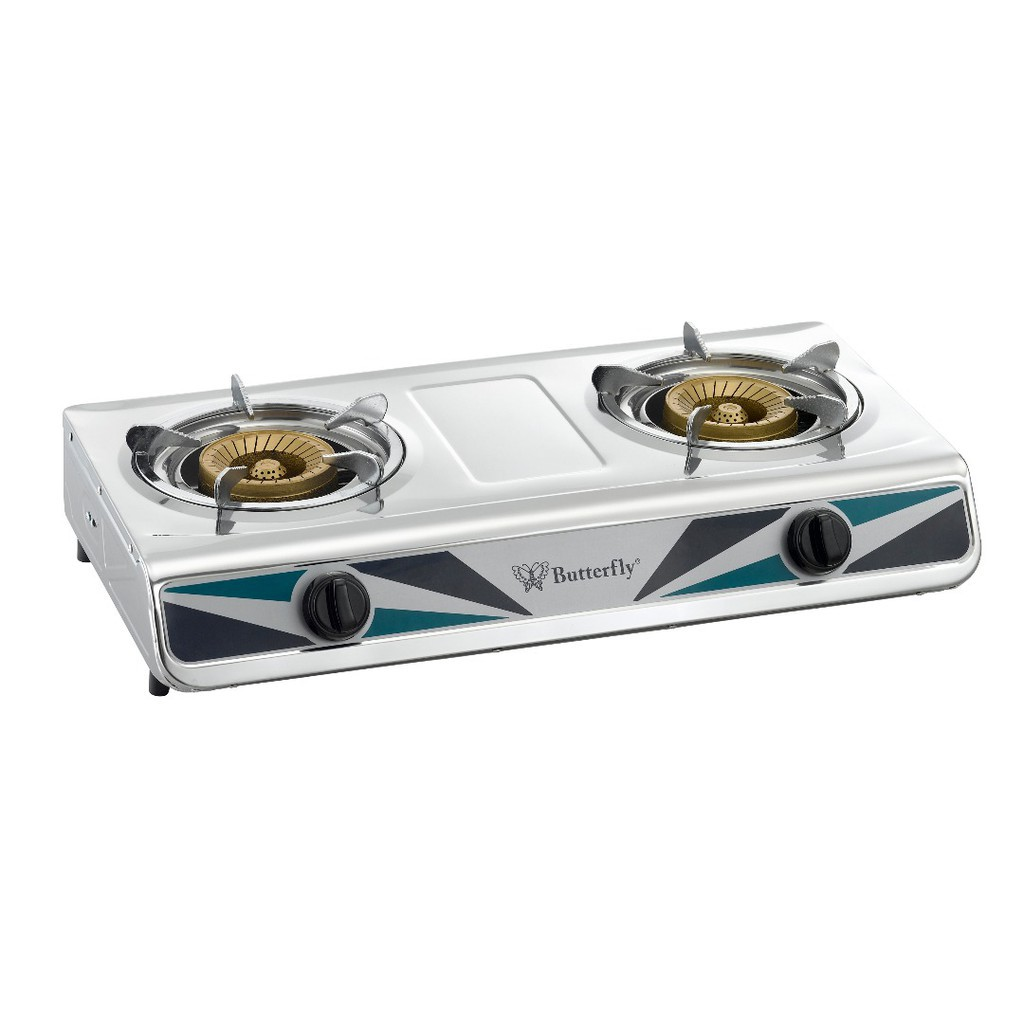 Butterfly Double Burner Gas Stove Cooker BGC-2015
