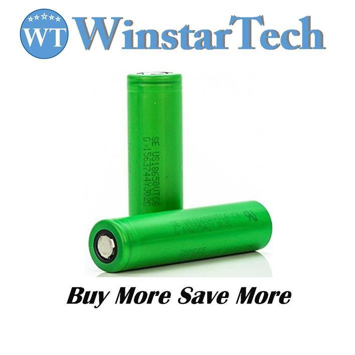 GENUINE Sony VTC6 18650 3000mAh 3 6V 30A Li-ion Rechargeable Battery