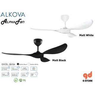 Alkova Alpha Excel 3b 56 Dc Motor